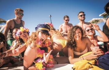 Beautiful People Ibiza Boat Party
