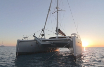 Catamaran Fountaine Pajot Belize 43
