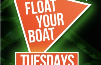 Float Your Boat Tuesdays