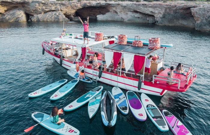 3 hours Ibiza's Best Boat Trip