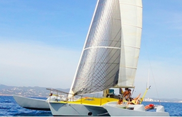 Sunset Trip / Trimaran Ibiza