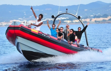 Poseidon Speed Boat Ibiza